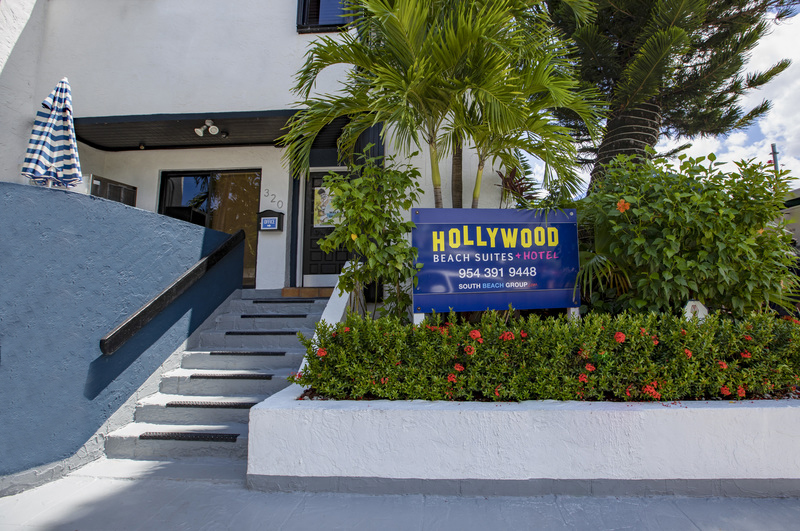Hollywood Beach Suites Hotel In Fl South